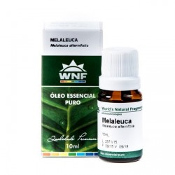 Óleo Essencial de melaleuca - Tea tree